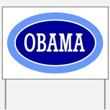 ObamaShops Yard Sign