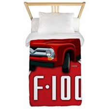 Second generation Ford F-100 Twin Duvet