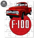 Truck ford Puzzles
