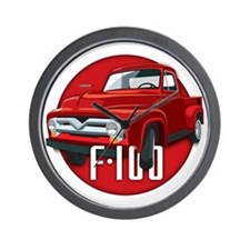 Second generation Ford F-100 Wall Clock