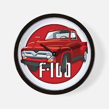 Second generation Ford F-100 Wall Clock