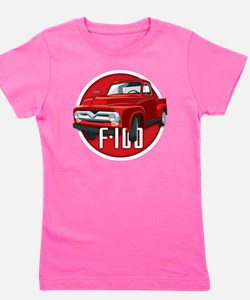 Second generation Ford F-100 Girl's Tee