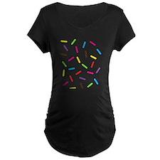 Sprinkles Maternity T-Shirt