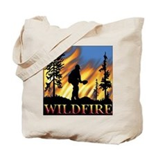 Wildfire Tote Bag
