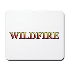 Wildfire Mousepad