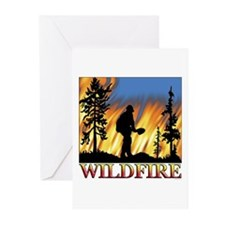 Wildfire Greeting Cards (Pk of 10)