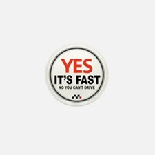 Yes Its Fast Mini Button