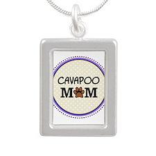 Cavapoo Dog Mom Necklaces