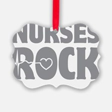 NursesRock1C Ornament