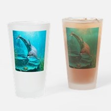 d_square_magnet Drinking Glass