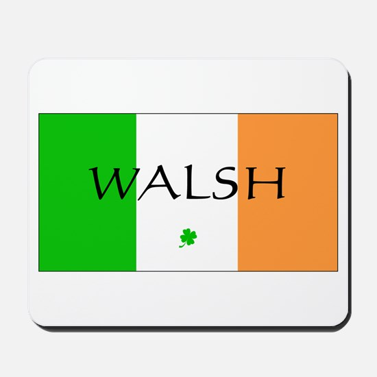 Irish/Walsh Mousepad