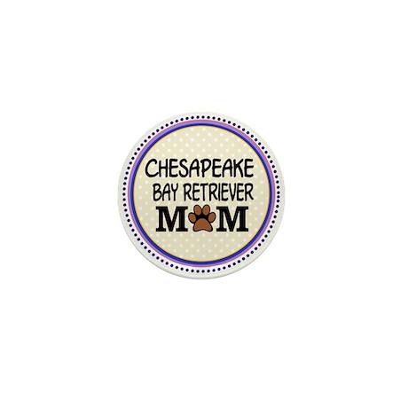 Chesapeake Bay Retriever Mom Mini Button (10 pack)