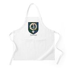 Carmichael Clan Crest Tartan BBQ Apron
