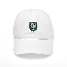 Carmichael Clan Crest Tartan Baseball Cap