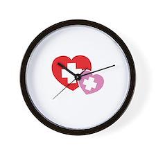 futureNurse1B Wall Clock