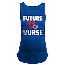 futureNurse1B Maternity Tank Top