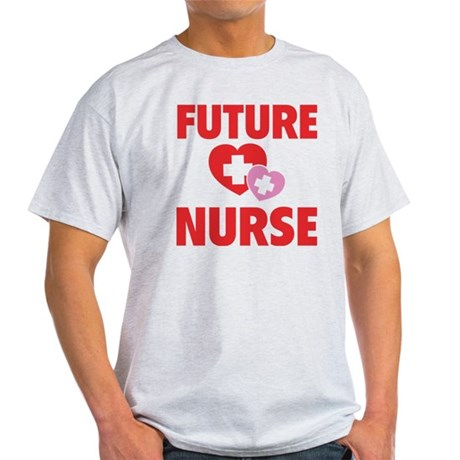futureNurse1C Light T-Shirt