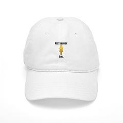 Pgh Girl Baseball Cap