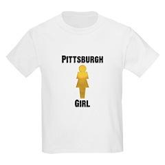 Pgh Girl Kids T-Shirt