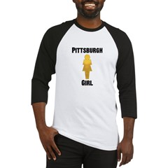 Pgh Girl Baseball Jersey