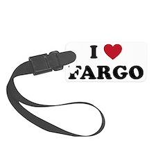 FARGO Luggage Tag