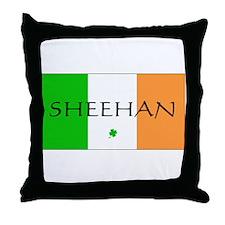 Irish/Sheehan Throw Pillow