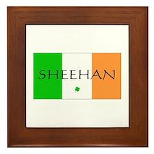 Irish/Sheehan Framed Tile