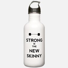 Strong is the New Skin Water Bottle