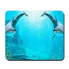 d_picture_frame Mousepad