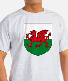 Welsh Coat of Arms T-Shirt