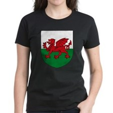 Welsh Coat of Arms Tee