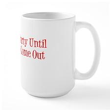 Not A Party Until Tapas Come Out Mug