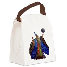 Planetarius Canvas Lunch Bag