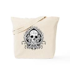 AceSkull Tote Bag