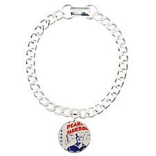 WWII US Navy Recruiting  Bracelet
