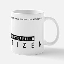 Chesterfield, Citizen Barcode, Mug