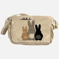 Rabbittude Posse Messenger Bag