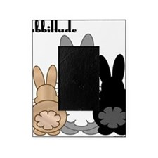 Rabbittude Posse Picture Frame