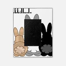 Rabbittude Posse Picture Frame