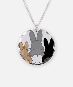 Rabbittude Posse Necklace