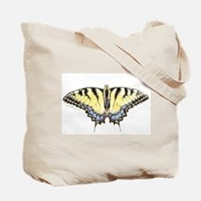 future butterfly Tote Bag