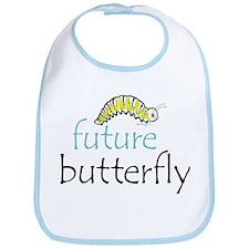 future butterfly Bib