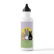Rabbittude Posse Journ Water Bottle