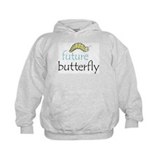 future butterfly Hoodie