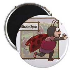 Meet Minnie! Magnet