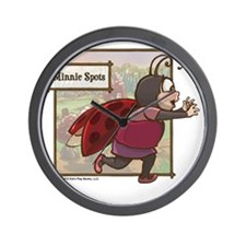 Meet Minnie! Wall Clock