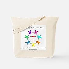 2007 Youth Festival Design Tote Bag