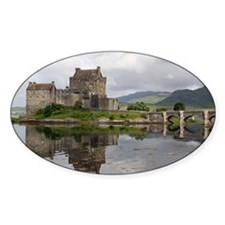Eileen Donan Clutch Bag Decal