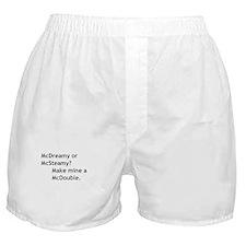 McDouble Boxer Shorts