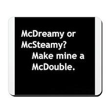 McDouble Mousepad